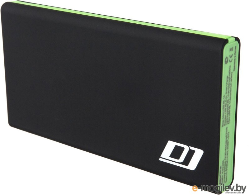 DigiCare Hydra DC8 8000 mAh Black-Green PB-HDC8g