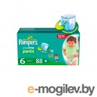 Pampers Pants Extra Large 16+кг 88шт 4015400697558