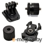 все для экшн камер Joby Action Adapter Kit Black