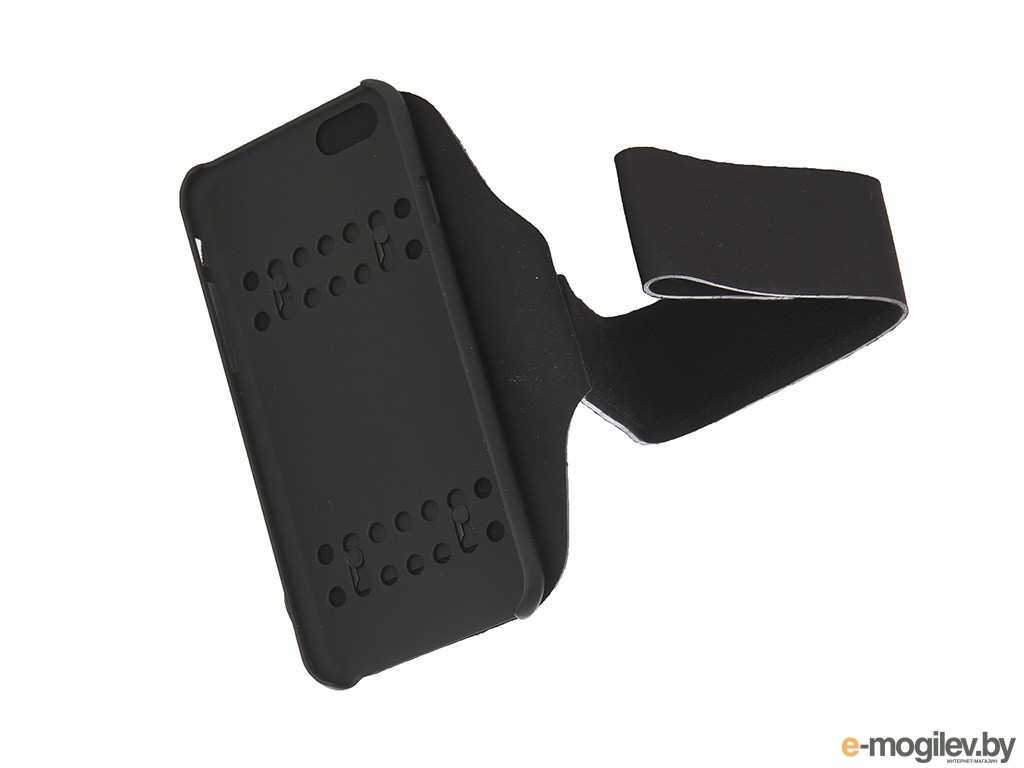 Чехол Boostcase Carte Blanche M/L Armband для iPhone 6 / 6S Black CBABMLSPIP6-BLK