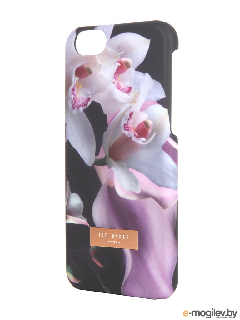 Чехол Ted Baker для iPhone 6 / 6S Ethereal Posie-Black 35686