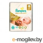 подгузники Pampers Premium Care Mini 3-6кг 80шт 4015400741633