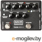 Педаль эффектов Dunlop M80 MXR BASS DISTORTION+