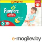 Pampers Active 5 Junior 96шт