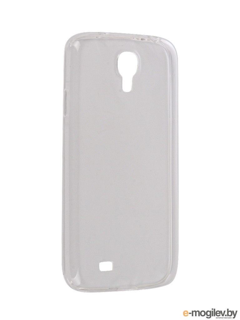 Чехол Samsung i9500 Galaxy S4 Snoogy Creative Silicone 0.3mm White