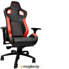 Tt eSports GT Fit GTF 100 Black-Red GC-GTF-BRMFDL-01