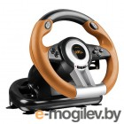 Speedlink DRIFT O.Z. Racing Wheel black/orange