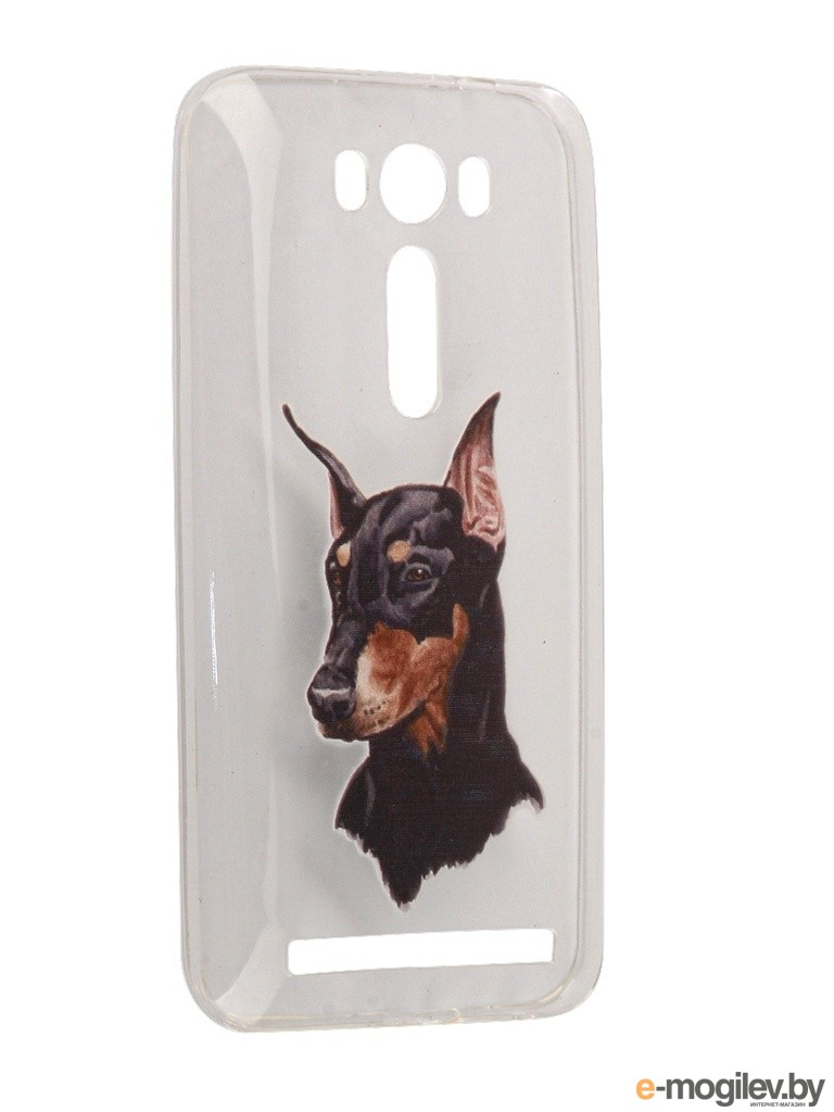 Чехол Asus ZenFone 2 ZE500KL Laser 5.0 With Love. Moscow Dog 5832