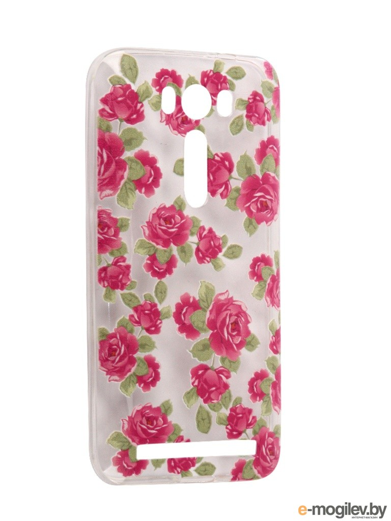 Чехол Asus ZenFone 2 ZE500KL Laser 5.0 With Love. Moscow Flower 5 5837