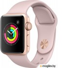 Смарт-часы APPLE Watch Series 3 42mm Gold with Pink Sand Sport Band MQKW2RU/A