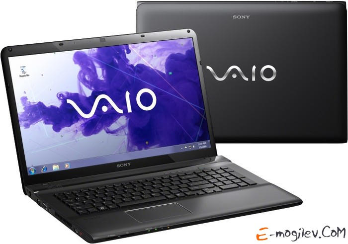 SONY VAIO SVE1712E1RB 17.3 B980/4Gb/500Gb/HD Graphics/BLACK