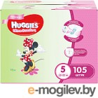 Huggies Ultra Comfort 5 Disney 105шт Girl