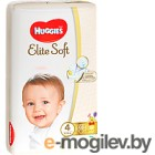 Huggies Elite Soft 4 Mega 66шт