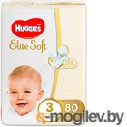 Huggies Elite Soft 3 Mega 80шт