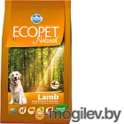 Корм для собак Farmina Ecopet Natural Lamb Mini 12кг