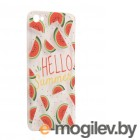 для Meizu Чехол Meizu U20 With Love. Moscow Silicone Hello Summer 6851