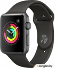 APPLE Watch Series 3 42mm Grey Space with Grey Sport Band MR362RU/A