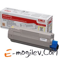 Oki 43865741 yellow для С5850/5950/MC560 (5000стр.)