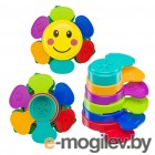 Happy Baby Flower Puzzle 4690624019357