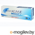 Контактные линзы Johnson  Johnson 1-Day Acuvue Moist 30 линз / 8.5 / -3