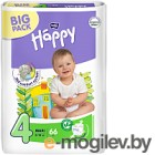 Подгузники Bella Baby Happy Maxi 8-18кг 66шт