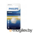 Philips CR2025/01B Lithium 3.0V  1 штука