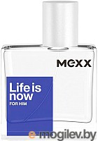 Туалетная вода Mexx Life is Now For Him 30мл