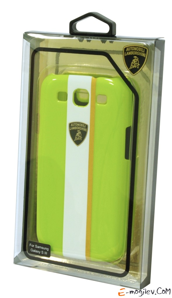 Lamborghini для Samsung Galaxy S3 green