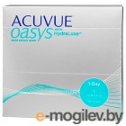 Контактные линзы Johnson  Johnson 1-Day Acuvue Oasys with HydraLuxe 90 линз / 8.5 / -1