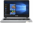 Ноутбук Asus X507MA-BR001T Celeron N4000/4Gb/500Gb/Intel UHD Graphics 600/15.6/HD (1366x768)/Windows 10/grey/WiFi/BT/Cam