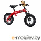 Беговелы RT Hobby-bike ALU NEW 2016 Red