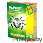 Программное обеспечение Dr.Web Security Space 2 ПК/2 года BHW-B-24M-2-A3
