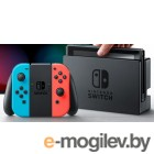 Nintendo Switch Red-Blue