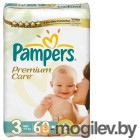 PAMPERS Premium Care Midi 3 4-9 кг 60шт