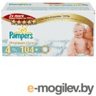 PAMPERS Premium Care Maxi 4 7-14 кг 104 шт