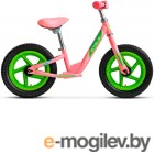 Беговел Stels 12 Powerkid Girl (LU085323) Розовый