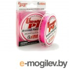 Fanatik Ultralight PE X4 (#0,2) 0.074mm 100m Pink ULPEX41000074P