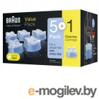Картриджи Braun Clean & Renew CCR 5+1