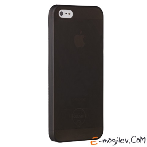 Ozaki  для iPhone 5 O!coat 0.3 JELLY Black OC533BK