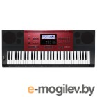 Casio CTK-6250 red