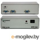 Сплиттер(разветвитель) VGA 1 ->2 Multi Splitter GVS122 HD15F/2x15F 1комп.-2 монитора