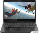 Lenovo IdeaPad L340-15API/15.6/FHD/AMD Athlon-300U/4Gb//SSD 256Gb/Integrated/DOS/Dummy ODD/Black/(81LW0085RK) Ноутбук