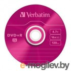 Verbatim DVD+R 4.7Gb 16x Slim 556
