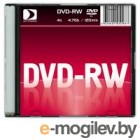 Data DVD-RW Standard 4x 4,7Gb Slim