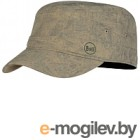 Кепка Buff Military Cap Zinc Taupe Brown (S/M, 119519.316.20.00)