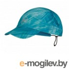 Кепка Buff Pack Run Cap B-Magik Turquoise US (122420.789.10.00)