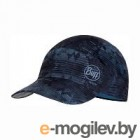 Кепка Buff Pack Trek Cap Patterned Tzom Stone Blue (119520.754.10.00)
