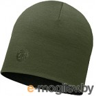 Шапка Buff Heavyweight Merino Wool Hat Solid Forest Night (113028.824.10.00)