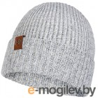 Шапка Buff Knitted Hat Biorn Light Grey (121751.933.10.00)