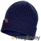 Шапка Buff Knitted Hat Kort Night Blue (118081.779.10.00)